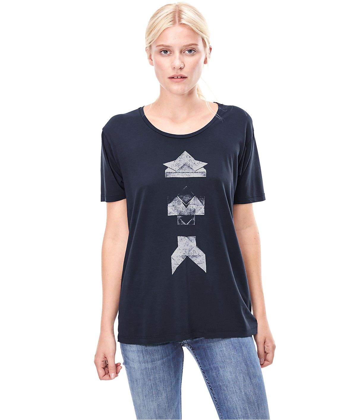 T-shirt W1161101 from liebeskind
