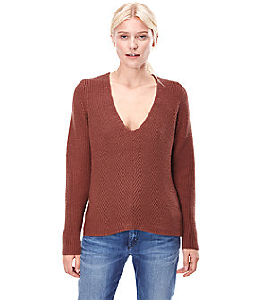 Knit jumper W1165002 from liebeskind