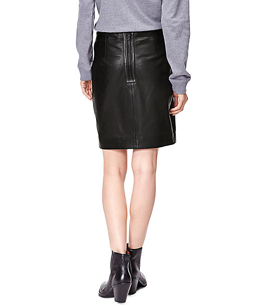 Leather skirt W2167300 from liebeskind