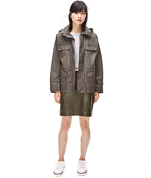 Rain jacket F1173020 from liebeskind