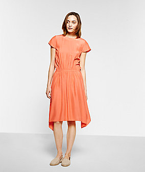 Short sleeve dress F2172702 from liebeskind