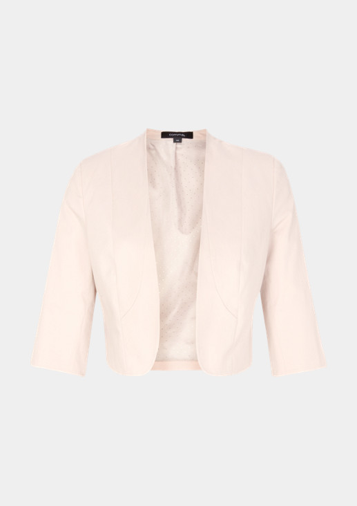 3/4-Arm Blazer in Bolero-Optik