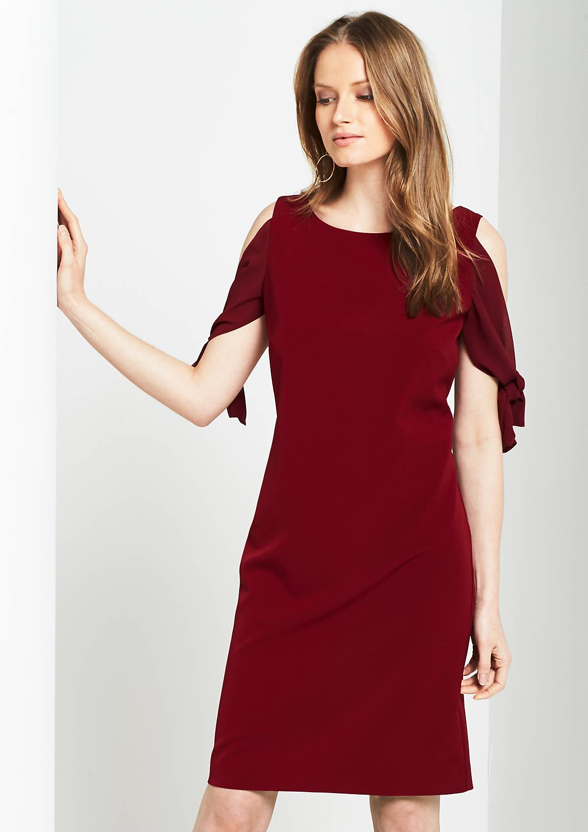 8T.704.82.3867 Abendkleid | Fashion & Mode | comma Online-Store