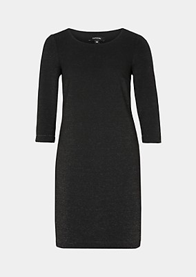 T shirt cocktail dress technical flat