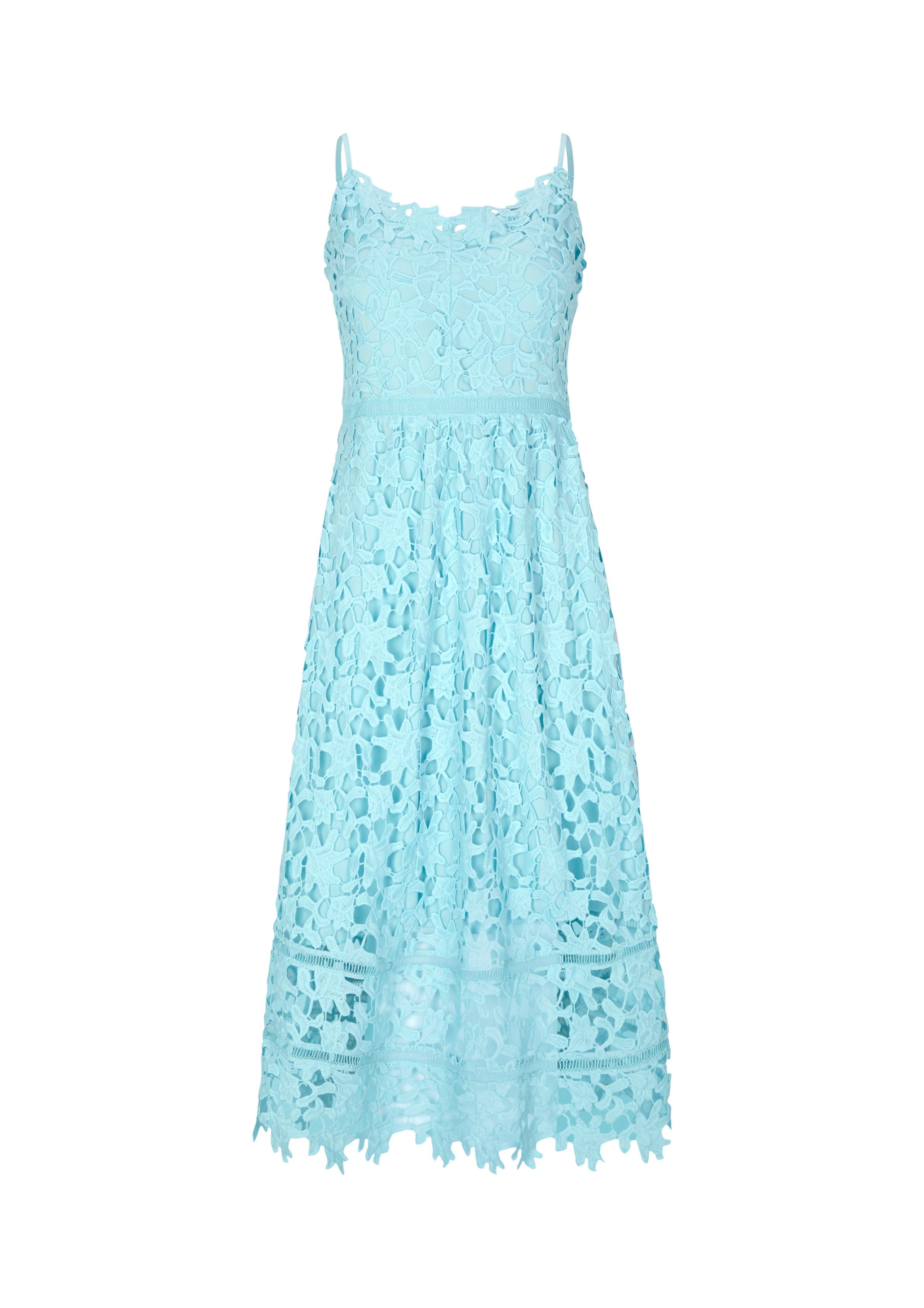 Abendkleid   Bekleidung > Kleider > Abendkleider   Blau/grün   100% polyester   comma