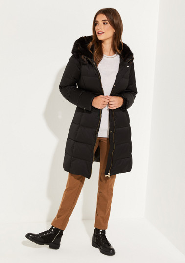 Exclusive Edition down coat from comma