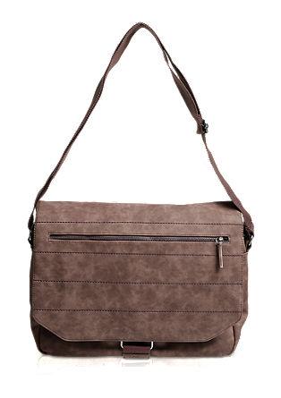 Laptop Bag im Vintage-Look