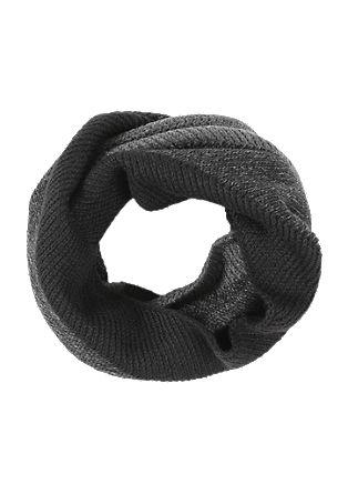 Gestreifter Strick-Loop