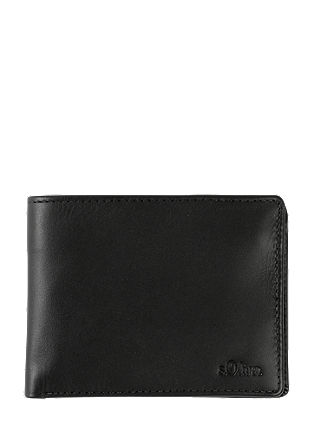 Genuine leather purse from s.Oliver