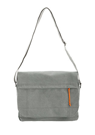 Messenger Bag aus Canvas