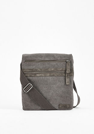 Canvas city bag from s.Oliver