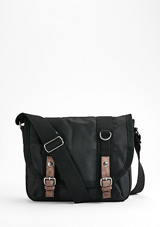 Messenger bag with a tablet compartment from s.Oliver