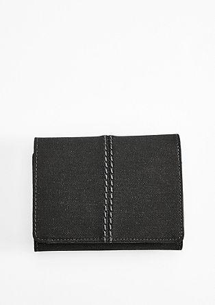 Portemonnaie aus Canvas