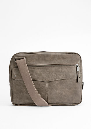 Messenger bag + laptop pocket from s.Oliver