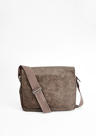 Spacious messenger bag  from s.Oliver