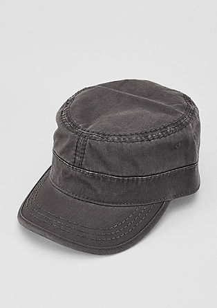 Military-style cap from s.Oliver