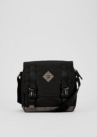 Sportive City Bag in Nylon-Optik