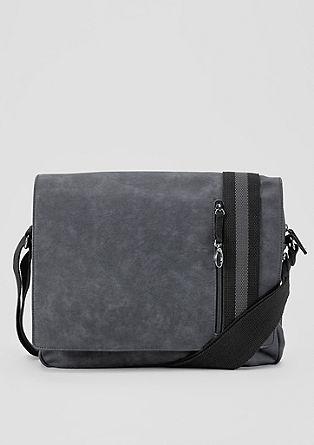 Messenger bag met vak voor tablet