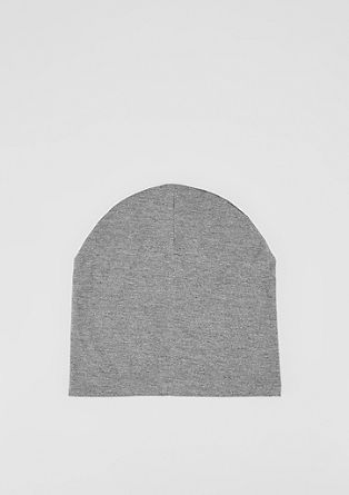 Cool jersey beanie from s.Oliver