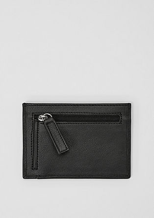 Super mini genuine leather wallet from s.Oliver