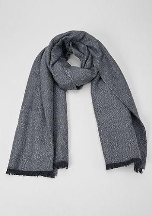 Melange scarf from s.Oliver