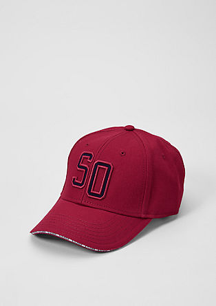 Baseball kapa z našitkom z logotipom