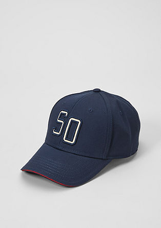 Baseball-Cap mit Label-Patch