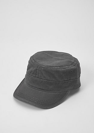 Baseball cap in a denim look from s.Oliver