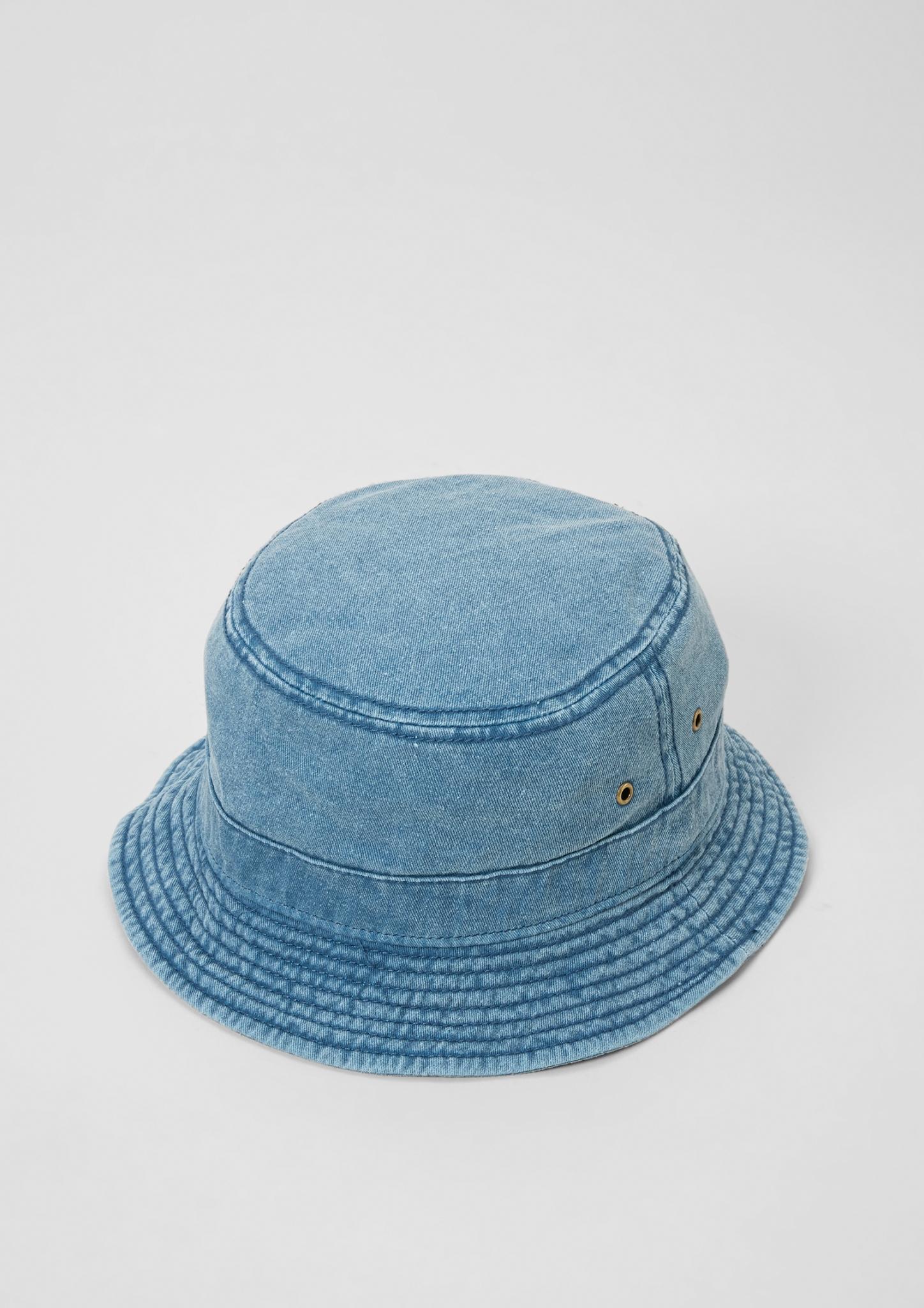Sonnenhut | Accessoires > Hüte > Sonnenhüte | Blau | 100% baumwolle | s.Oliver