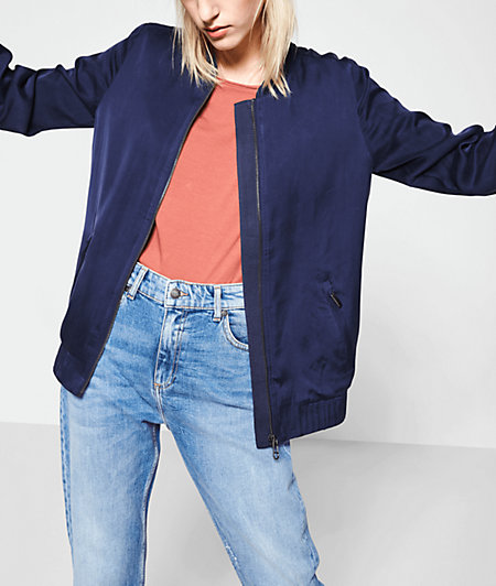 Bomber jacket S1173000 from liebeskind
