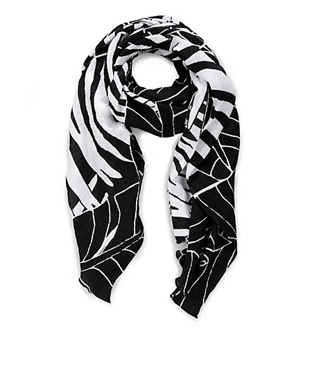 Woven scarf S1179550 from liebeskind