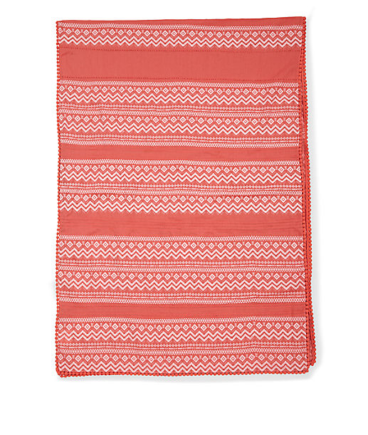 Woven scarf S1179570 from liebeskind