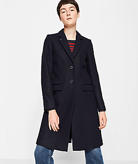 New wool coat from liebeskind