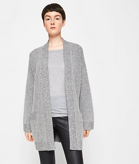 Cardigan with stud details from liebeskind