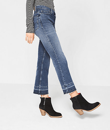 Bootcut jeans from liebeskind