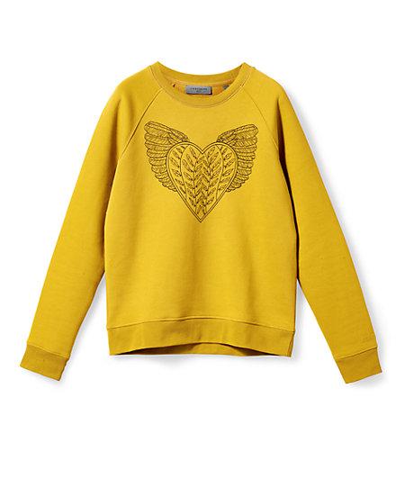 Sweatshirt mit Druckmotiv
