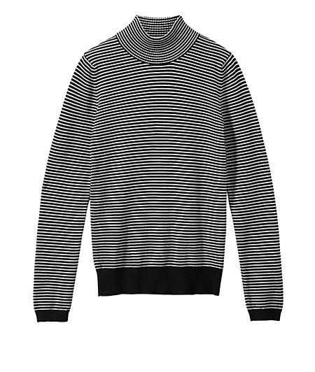Striped fine knit jumper from liebeskind