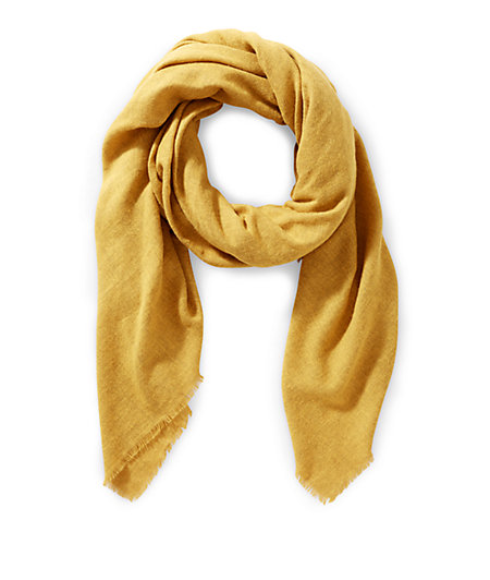 Woven scarf in a wool look from liebeskind