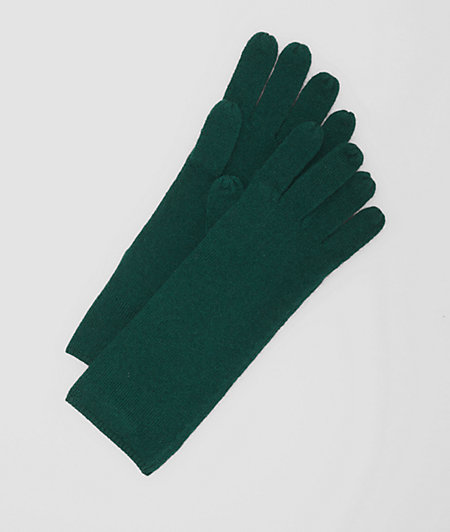 Wool gloves with cashmere from liebeskind