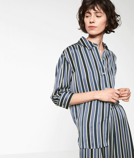 Striped blouse from liebeskind