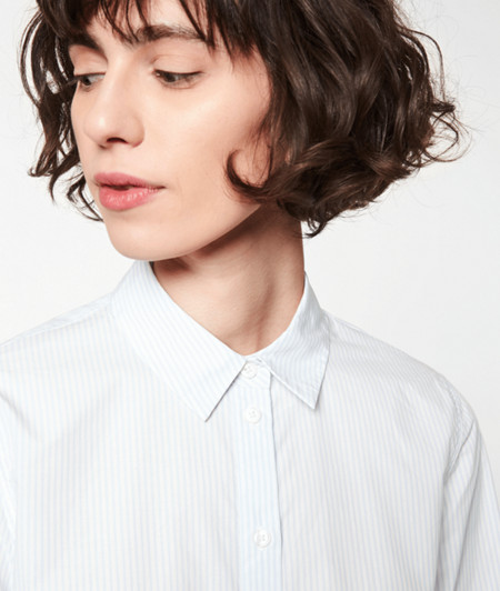 Shirt with stripes from liebeskind