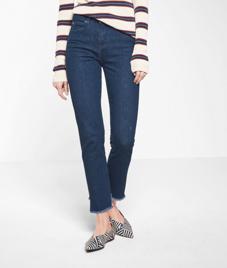 Straight leg jeans from liebeskind
