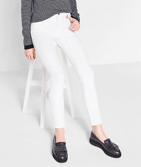 Slim-fit-Jeans im 5-Pocket-Style
