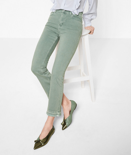 Cropped jeans from liebeskind