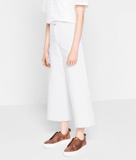 Wide-leg jeans from liebeskind