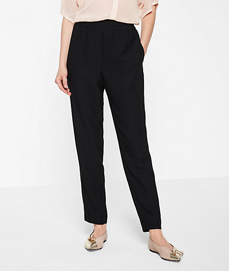 Crêpe tracksuit bottoms from liebeskind