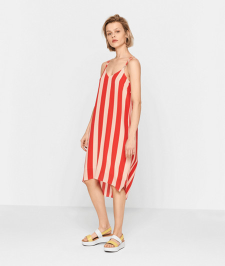 Silk dress from liebeskind