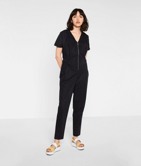 Jumpsuit with a zip from liebeskind