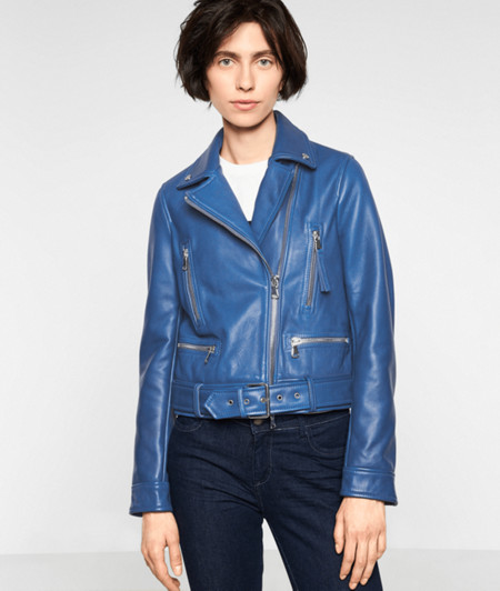 Biker jacket from liebeskind