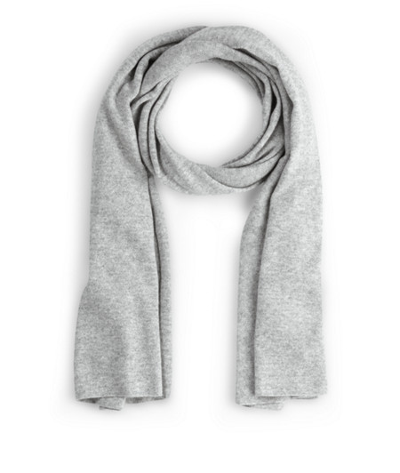 Knit scarf with cashmere from liebeskind